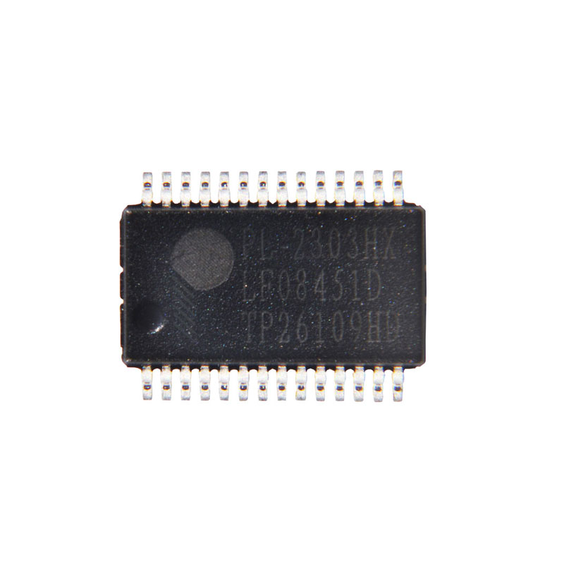 PL2303HX Rev  D USB to Serial/UART Bridge Controller (Internal
